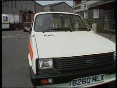 OCTOBER 1984 AUSTIN 998cc METRO CITY X B260MLX (Midlands Vehicle Photographer.) Tags: city car austin october metro police x 1984 998cc b260mlx