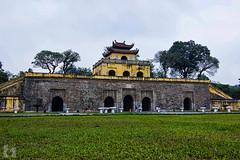 Đoan Môn, Hanoi citadel (Hanoi's Panorama & Skyline Gallery) Tags: canon asia vietnam hanoi việtnam hànội kissx