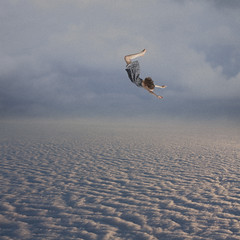 Sailing (Beata Rydn) Tags: sky clouds square photography freedom fly flying heaven sailing free imagination dreamy imaginative fineartphotography photographicartist beataryden beatarydn freeindividual