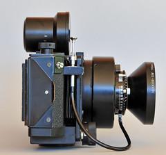 Tomiyama Art Panorama 170 n8 (heritagefutures) Tags: camera panorama art nikon f45 negative shutter 90mm 170 6x17 rollfilm copal tomiyama nikkorsw seisakusho