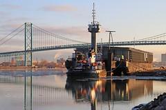 TUG WILF SEYMOUR 032313 (mile27) Tags: tugboat tug barge wilfseymour alouettespirit