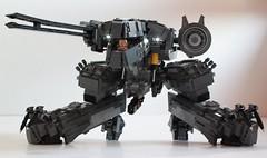 Metal Gear Rex (✠Andreas) Tags: lego legomecha legomech metalgearrex legometalgearsolid legometalgearrex legobipedaltank metalgearrexlego