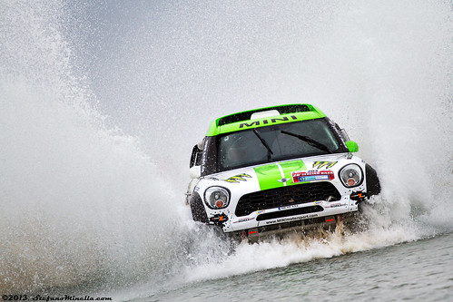 Krzysztof Holowczyc (POL) - Mini All4Racing Monster [20th Italian Baja]