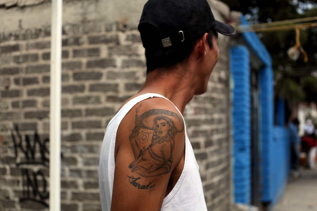 The Worlds Most Recently Posted Photos Of Df And Tatuajes Flickr