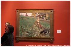 Anders Zorn   Mora Fair (1892) (Dit is Suzanne) Tags: art netherlands museum painting availablelight kunst nederland schilderij groningen groningermuseum 1892 oiloncanvas    anderszorn  views1500 img5250  ditissuzanne  beschikbaarlicht canoneos40d olieopdoek  nordicart18801920 23032013 morafair morakommun