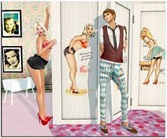 If only pin-ups were real (Ravi Shelter) Tags: redsand blah pesca shi due poise gola pixystix supposes mstyle mensdept glowstudio ultrashape kusshon pinkacid alliali hushskins