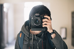 2013 Self Portrait (drewrios) Tags: light chicago film me canon toys mirror illinois day photographer shine bright great drinking drew minimal il rios 2012 60d