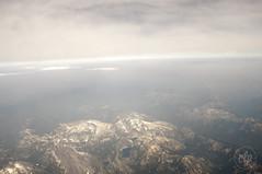 Between Seattle & Detroit, United States. (Rikki Levine) Tags: travel sky mountains landscape nikon earth air land nikond90