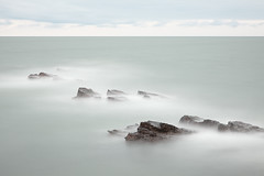 Sauchope Links - Long Exposure (David Kendal) Tags: longexposure seascape fife pastel minimal nd slowexposure crail eastneukoffife neutraldensity 10stop sauchopelinks bigstopper