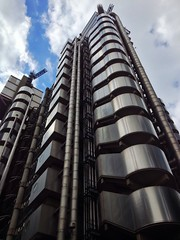 Lloyds Building (essexglover) Tags: lloydsoflondon uploaded:by=flickrmobile flickriosapp:filter=nofilter