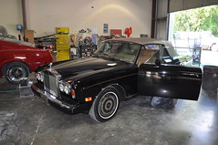"1980 Rolls Royce Corniche • <a style=""font-size:0.8em;"" href=""http://www.flickr.com/photos/85572005@N00/8633733591/"" target=""_blank"">View on Flickr</a>"