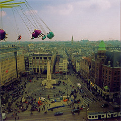 amsterdam (thomasw.) Tags: travel holland 120 mamiya amsterdam analog europa europe cross mf crossed niederlande