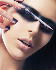 """Super Nail - Close-Up"" (Maciej Gowin) Tags: beauty closeup nails maciej jayanne supernail gowin"