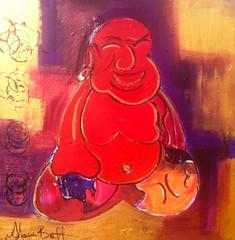 Adam_Brett_Budha_1 (adambrettart) Tags: original abstract adam art beach paintings brett pa coastal jacksonville fluidity adambrett
