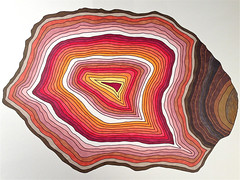 Agate art (agatehill) Tags: color art graphicdesign popart