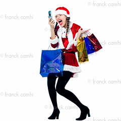 woman santa claus christmas shopping telephone screaming (Franck Camhi) Tags: christmas xmas people woman white france cute girl beautiful beauty female shopping person one 1 costume holding funny phone telephone humor fulllength young anger humour communication whitebackground phonecall gifts smartphone angry mobilephone present santaclaus discussion bags screaming santahat oneperson upset carrying shouting onthephone textmessaging caucasian videophone telecommunications onewoman oneyoungwoman