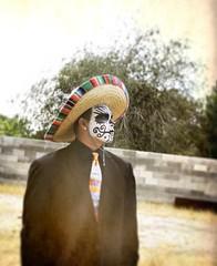 Dia De Los Muertos (earthly images) Tags: dayofthedead dead muertos sombrero sylmar