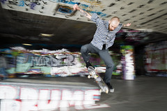 Southbank Skate Park (Andy Sidders) Tags: london skating southbank skatepark skateboard boarding southbankskatepark