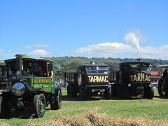 steam hauliers of renown (Unimog1300L) Tags: enritchie foden sentinel masham steam rally 2016 ry9259 brf200 ux5355