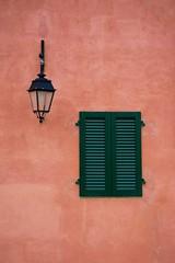 Green Window (minimo135) Tags: green window nikond7100 red house minimal lamp pink home casa finestra verde muro wall coloured nikon