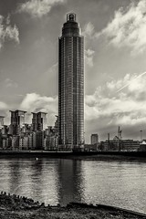 London Nov 2015 (7) 230-Edit (Mark Schofield @ JB Schofield) Tags: london river thames vauxhall chelsea england architecture city buildings bridge battersea power