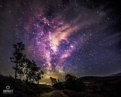 Galloway Forest Park (Explored) (Impact Imagz) Tags: galloway dumfriesandgalloway gallowayforestpark milkyway stars nightsky nightphotography nightskies explore galaxy ngc forestrycommission clatteringshaws