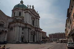 Duomo Nuovo or New Cathedral (swordscookie back and trying to catch up!) Tags: brescia italy duomovecchio duomonuovo romanesque baroque cathedrals beautiful wikipedia crypt saint popepaulvi piazza