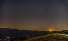 Meteor Shower 2016 (katiewong511) Tags: moonset meteorshower livermore california eastbay skyview
