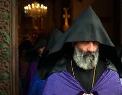 Apostolic priest (pandora4image) Tags: armenia devotion ararat monastry armeni apostolic