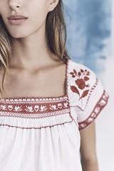 Fake Mexican Blouse (Teyacapan) Tags: puebla fakemexican blouses blusa