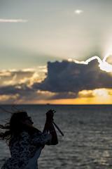 DSC_8624 (kabatskiy) Tags: sea journey northsea scandlines sunset ferry people seaside seasite wind storm passengers seamills windpower windpowerplants windmill
