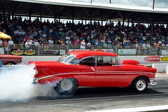 2016 Tri-5 Nats_051_DSC_5344 (Nomad Joe) Tags: trifivenationals tri5 chevrolet chevy carshow gasser dragrace racecar bowlinggreen ky usa