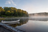 Canoe on Pickerel River (Jackx001) Tags: 2016 camptrip camping canada family fishing labourday nature ontario pickerelriver september weekend wild canoe