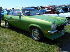 1973 Chevy Vega (splattergraphics) Tags: 1973 chevy vega v8vega carshow carlisle springcarlisle carlislepa