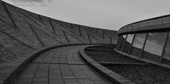 Biblioteca Virgilio Barco (Ana Montes G.) Tags: blanco negro black white arquitectura architecture sombra shadow