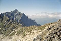 1993-08 Kriv (beranekp) Tags: slovak slovakia high hohe tatra vysok tatry kriv bystr sedlo mountains