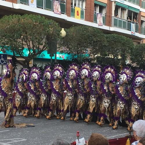 #fiestasvillena16 #villena #moros @turismovillena #costablanca #comunidadvalenciana #igers #igersspain