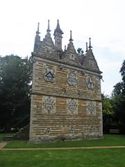 Triangular Lodge, Rushton, Northamptonshire (amandabhslater) Tags: northamptonshire rushton triangularlodge thomastresham 1593 three trinity triangles