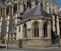 Cathédrale d'AMIENS  : Sacristie ou chapelle des Macchabées ? (xavnco2) Tags: amiens somme picardie france cathédrale sacrisitie chapelle duomo cathedral