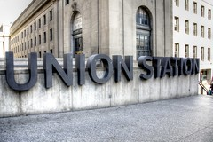 Union Station (Cindy's Here) Tags: unionstation letters toronto ontario canada canon 45 116