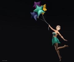 Counting Stars (msbooodoolittle) Tags: stars music onerepublic secondlife moon amor argrace ysys maitreya