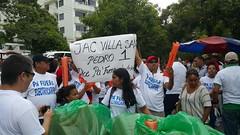 Delegació Villa San Pedro - Marcha Electricaribe
