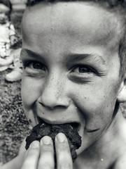 cookie|eli (DJHuber) Tags: elijah cookie kid eating boy