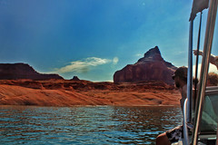 Lake Powell, UT/AZ (kelly.giglio) Tags: lakepowell utah arizona utahisrad antelopecanyon canyon desert explore southwest