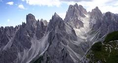 Dolomiten/Dolomites (pixxar [back on track]) Tags: dolomiten dolomites alps alpen berg mountain schnheit beauty erosion dreizinnen 3 peaks3 cime