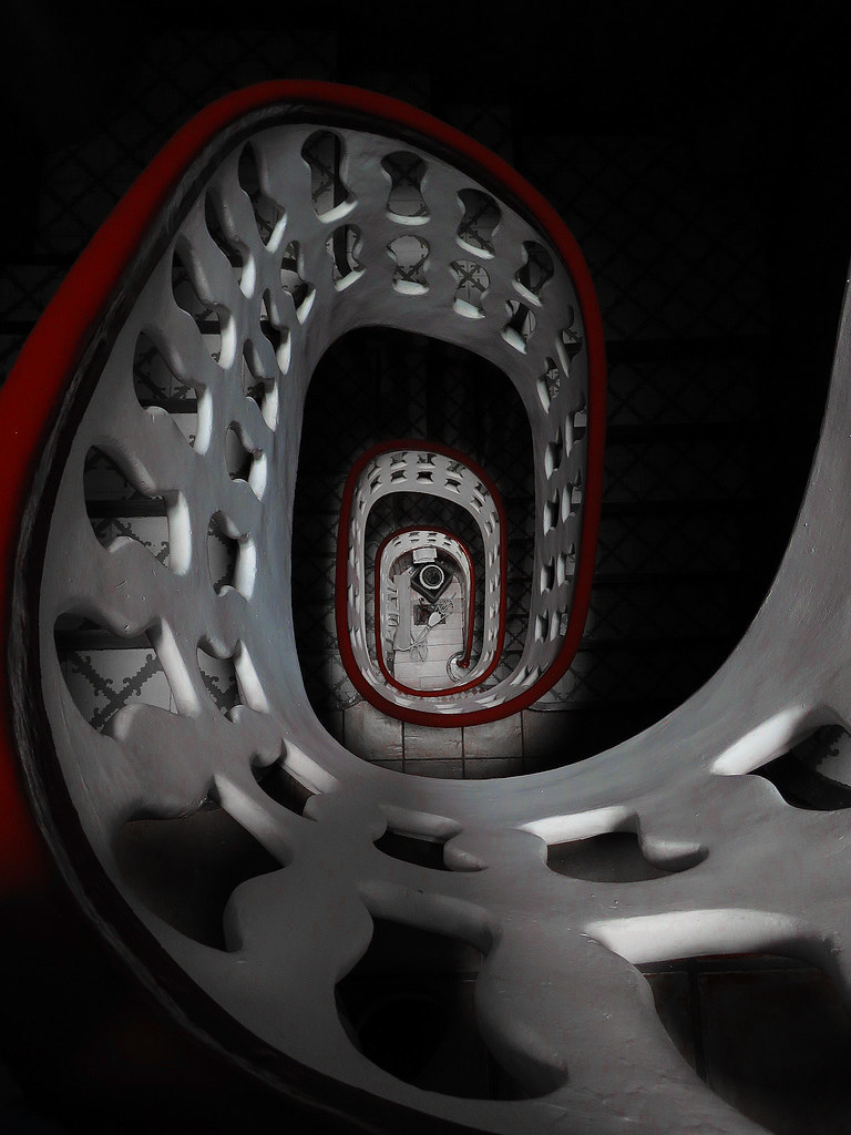 The world 39 s most recently posted photos of caracol and - Escaleras de caracol ...
