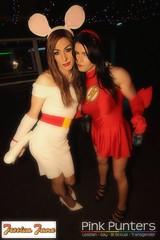 Danger Mouse & The Flash (jessicajane9) Tags: tv tg cd lgbt fancydress costume cosplay tgirl trans transgender transvestite xdress crossdressing m2f feminized
