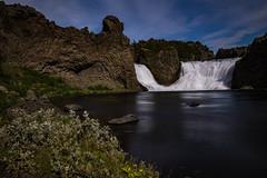 Iceland 2016 - Hjalparfoss (cesbai1) Tags: iceland islande islanda islandia is summer hjalparfoss