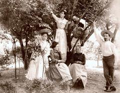 un été en Provence, vers 1900 - Reynald ARTAUD (Reynald ARTAUD) Tags: 1900 provence été famille collection reynald artaud