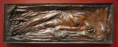 Ophelie - Ophelia - by Auguste Preault, 1876 (Monceau) Tags: musedorsay paris ophlie ophelia metal relief sculpture woman river augustepreault dilosep2016